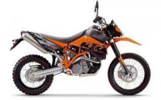 Мотоцикл 950 Super Enduro R (2008): технические характеристики, фото, видео