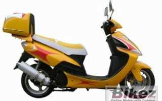 Мотоцикл JL 125T-12 (2007): технические характеристики, фото, видео