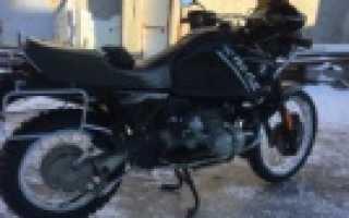 Мотоцикл R100GS (1987): технические характеристики, фото, видео