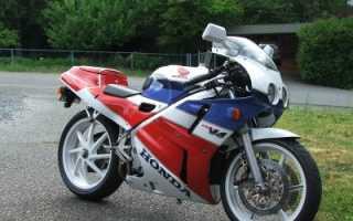 Мотоцикл VFR400R (NC24) (1987): технические характеристики, фото, видео