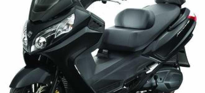 Мотоцикл MAXSYM 400 ABS: технические характеристики, фото, видео