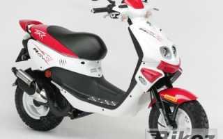 Мотоцикл TKR 50 RCup (2008): технические характеристики, фото, видео