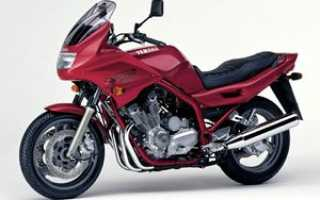 Мотоцикл XJ 600 S Diversion 1996: технические характеристики, фото, видео
