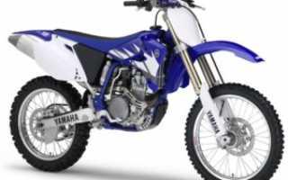 Мотоцикл 450 MX (2007): технические характеристики, фото, видео