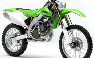 Мотоцикл 450 EXC-R (2008): технические характеристики, фото, видео
