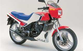 Мотоцикл MBX125 (1983): технические характеристики, фото, видео