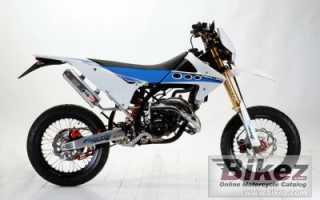 Мотоцикл Caballero Motard 50 (2009): технические характеристики, фото, видео