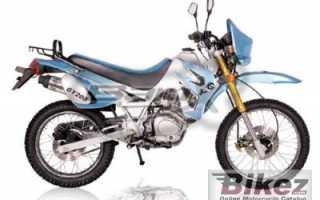 Мотоцикл BX200-DB Outback (2009): технические характеристики, фото, видео