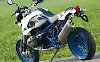 Мотоцикл HP2 Megamoto (2007): технические характеристики, фото, видео