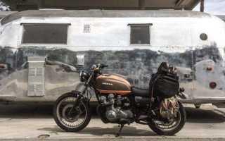 Мотоцикл CB750 LTD 10th Anniversary (1979): технические характеристики, фото, видео