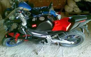 Мотоцикл X120 (2001): технические характеристики, фото, видео