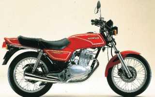 Мотоцикл CBX 250RS: технические характеристики, фото, видео