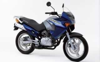 Мотоцикл XL125V Varadero (2001): технические характеристики, фото, видео