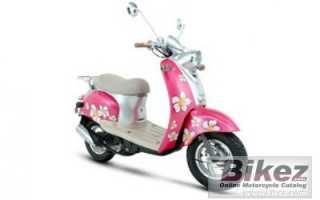Мотоцикл Venus I (2009): технические характеристики, фото, видео