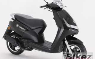 Мотоцикл Vivacity Roland Garros (2010): технические характеристики, фото, видео