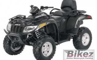 Мотоцикл TRV 450i (2012): технические характеристики, фото, видео
