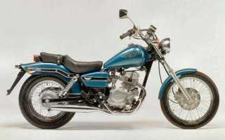 Мотоцикл CA 125 Rebel: технические характеристики, фото, видео