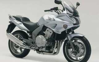 Мотоцикл CBF1000T8GT (2009): технические характеристики, фото, видео
