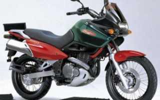 Мотоцикл XF 650 Freewind: технические характеристики, фото, видео