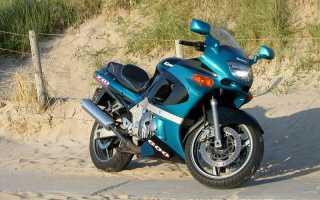 Мотоцикл ZZR-600 2006: технические характеристики, фото, видео