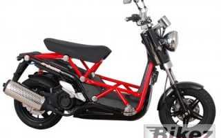Мотоцикл B-Bone 125 (2011): технические характеристики, фото, видео