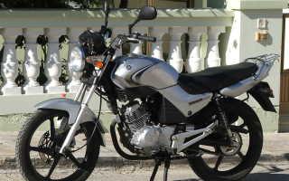 Мотоцикл 125 BX (1985): технические характеристики, фото, видео