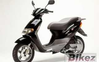 Мотоцикл Atlantis 50 4T (2010): технические характеристики, фото, видео