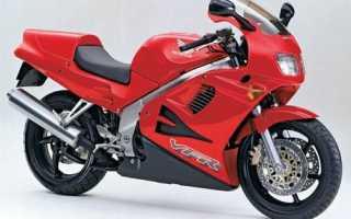 Мотоцикл VFR750F-J (1988): технические характеристики, фото, видео