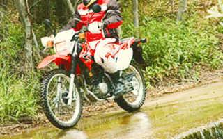Мотоцикл CRF230L (2008): технические характеристики, фото, видео