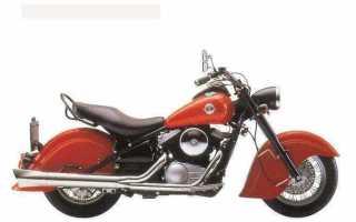 Мотоцикл Vulcan 800 Drifter 2006: технические характеристики, фото, видео