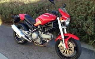 Детский мотоцикл Ducati Monster: технические характеристики, фото, видео