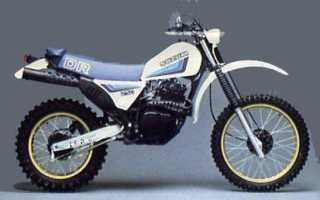 Мотоцикл DR250S (1990): технические характеристики, фото, видео