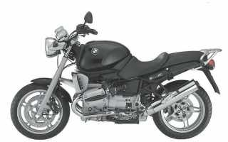Мотоцикл R850R Classic (2003): технические характеристики, фото, видео