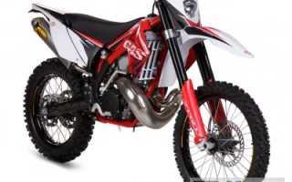 Мотоцикл EC 250 2T E (2011): технические характеристики, фото, видео