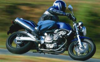 Мотоцикл CB 600 F Hornet: технические характеристики, фото, видео