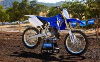 Мотоцикл XT125X 2008: технические характеристики, фото, видео