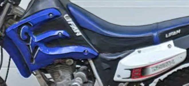 Мотоцикл LF125 Smart (2008): технические характеристики, фото, видео