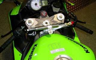 Демпфер на мотоцикл: для чего нужен, правила выбора и установки на мотоцикл