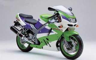 Мотоцикл ZX-9R 2003: технические характеристики, фото, видео