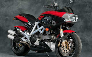Мотоцикл DB3 Mantra (1994): технические характеристики, фото, видео