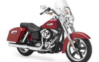 Мотоцикл FLD Dyna Switchback (2012): технические характеристики, фото, видео