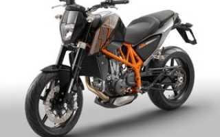 Мотоцикл 690 Duke (2011): технические характеристики, фото, видео