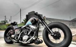 Мотоцикл Von Zipper Bobber 2009: технические характеристики, фото, видео