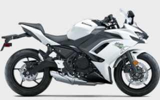 Мотоцикл Ninja 650R 2007: технические характеристики, фото, видео