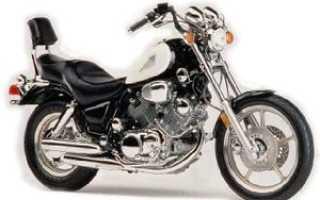 Мотоцикл XV1100 Virago (1993): технические характеристики, фото, видео