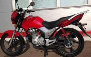 Мотоцикл LXV 125 i.e. 2011: технические характеристики, фото, видео