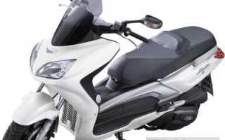 Мотоцикл X Large 125 EFI 2011: технические характеристики, фото, видео