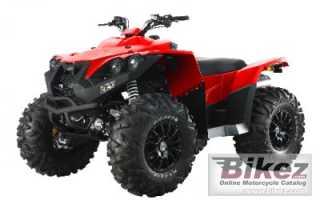 Мотоцикл DL 703 (2011): технические характеристики, фото, видео