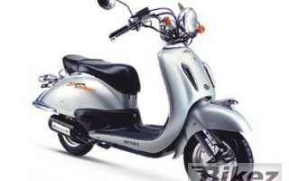 Мотоцикл BD 125T-4 (2007): технические характеристики, фото, видео