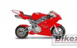 Мотоцикл Origami B1 Red (2008): технические характеристики, фото, видео